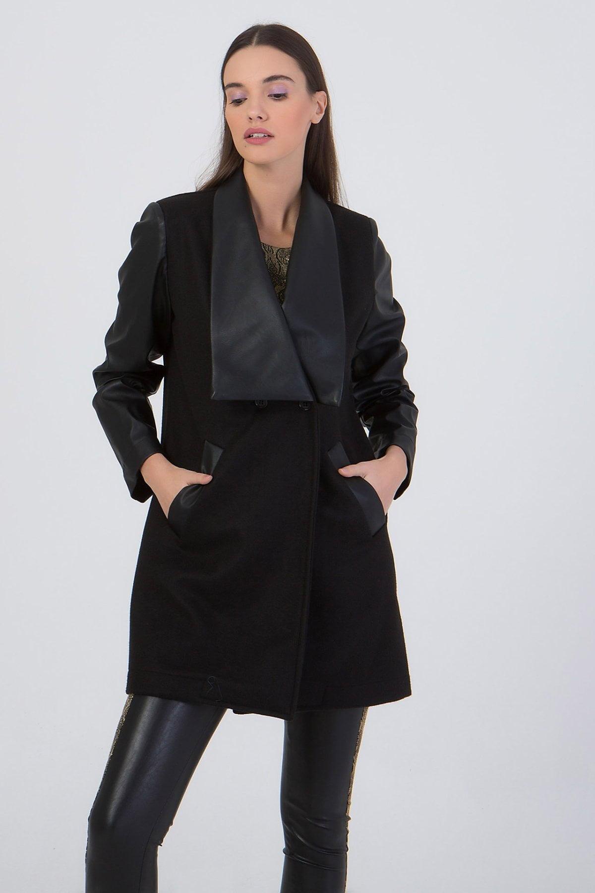 Παλτό με ζώνη Benissimo