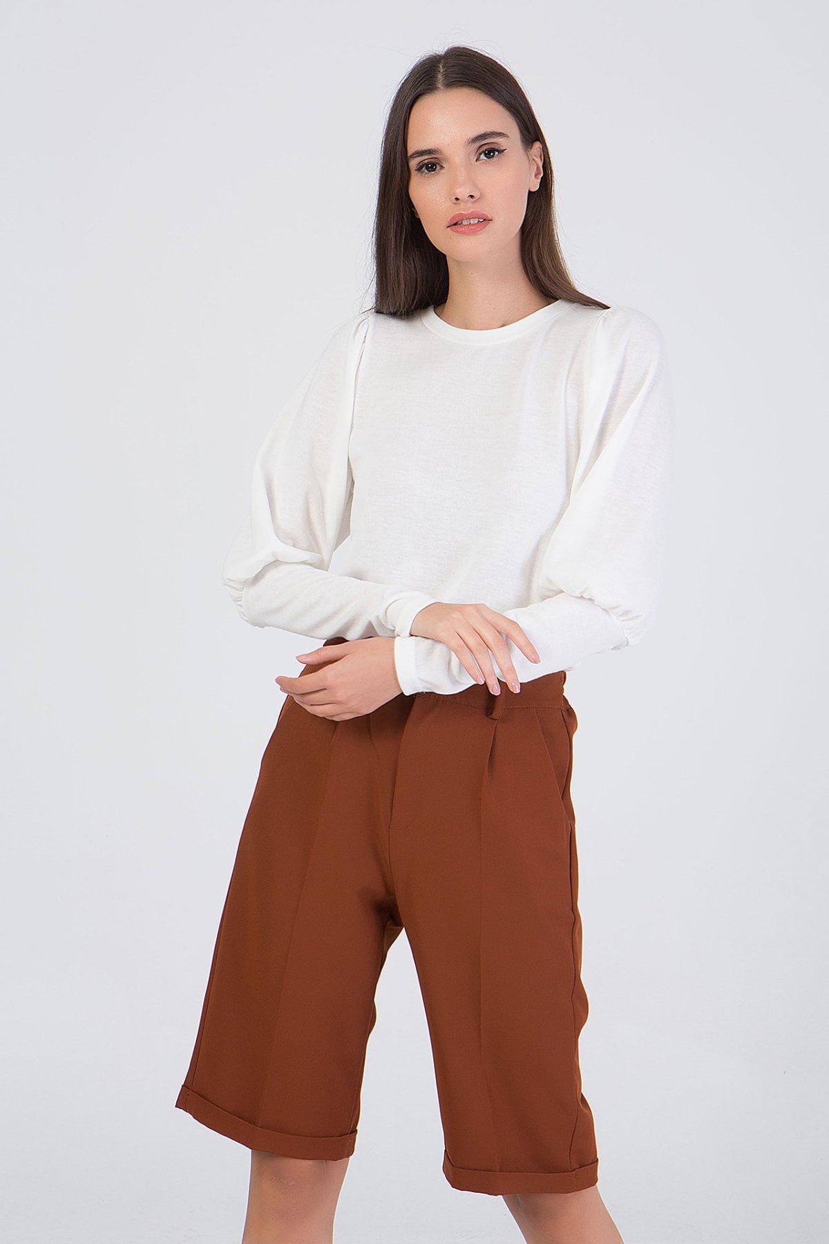 Μπλούζα με φουσκωτά μανίκια Frozen Berry