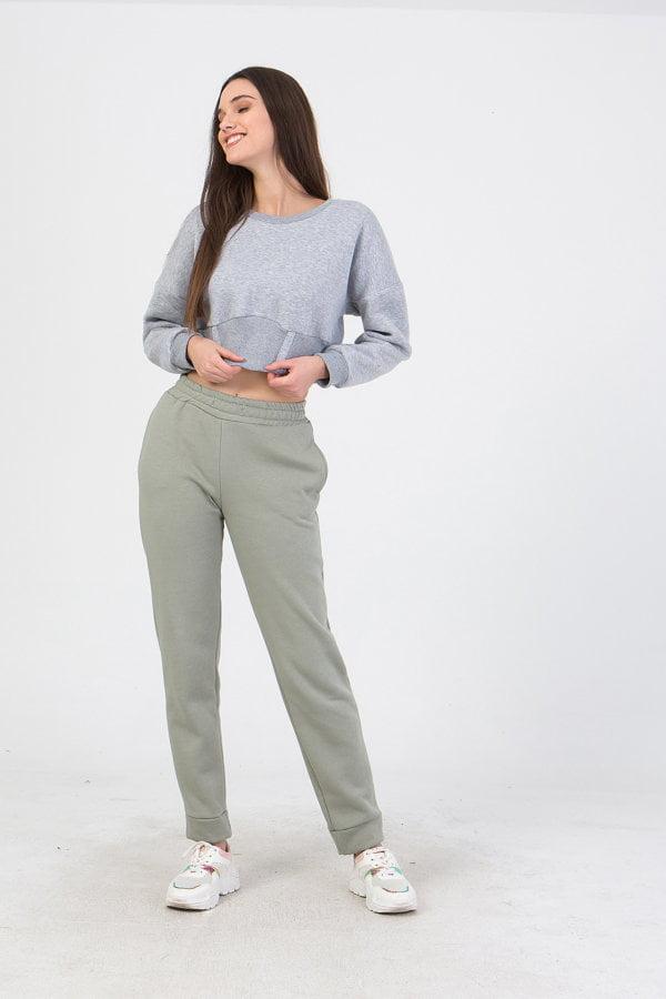 Παντελόνι με κορδόνι στη μέση  Coocu