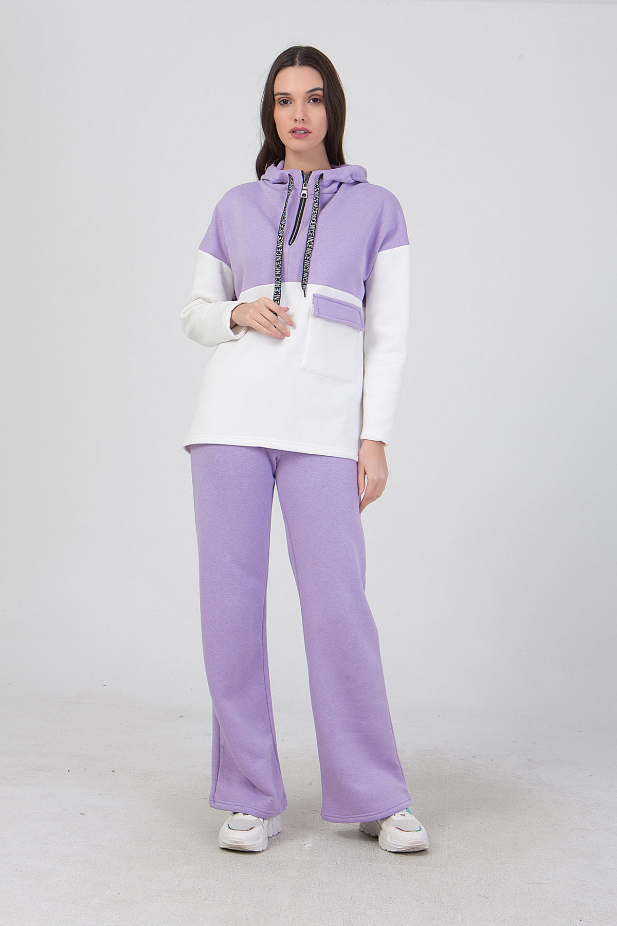 Μπλούζα με κουκούλα Frozen Berry