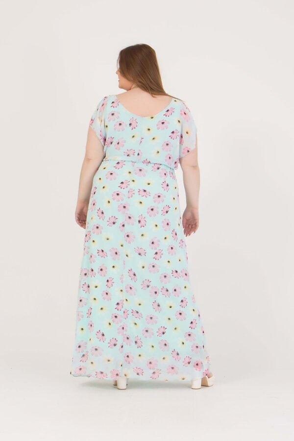 Φόρεμα maxi floral Honey